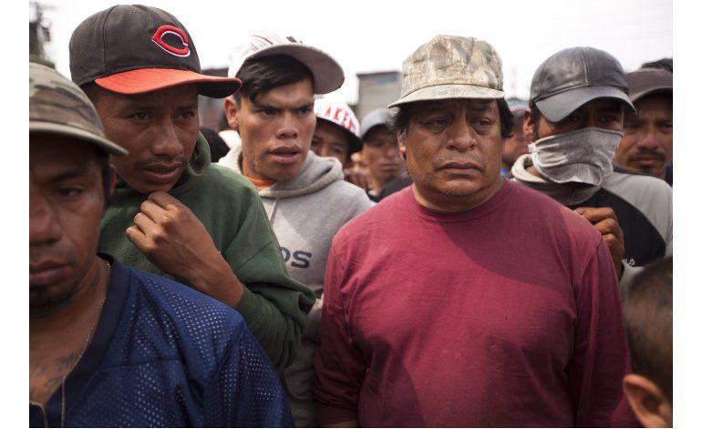Guatemala: Continúa búsqueda de posibles soterrados