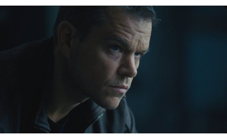 Matt Damon agradece a Jason Bourne