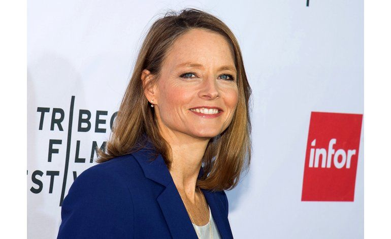 Jodie Foster pone en suspenso en Money Monster