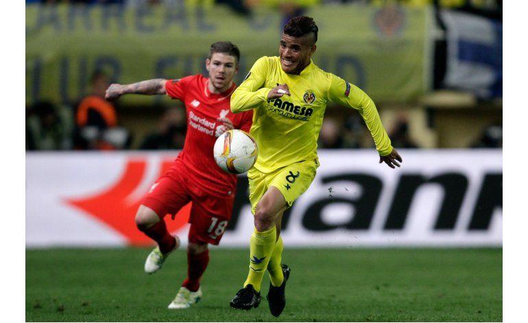 En los descuentos, Villarreal supera a Liverpool