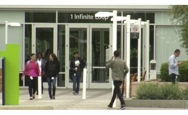 Autoridades: Deceso en instalaciones de Apple fue suicidio