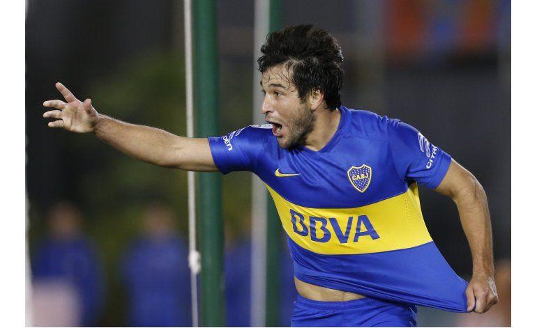 Boca gana 2-1 en cancha de Cerro Porteño