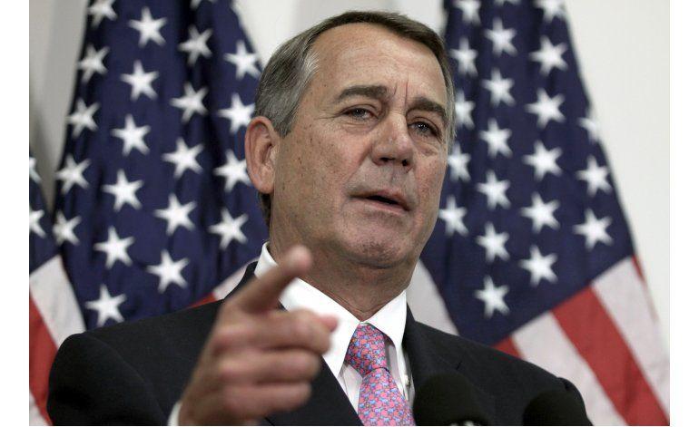 Boehner dice que Cruz es Lucifer en persona