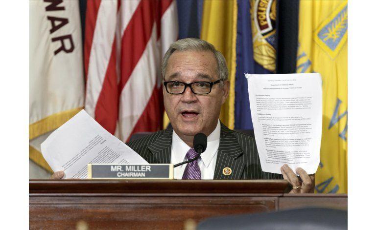 Legisladores republicanos empiezan a ver al Trump nominado