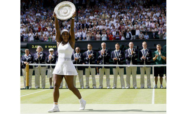 Serena se perderá el Abierto de Madrid por enfermedad