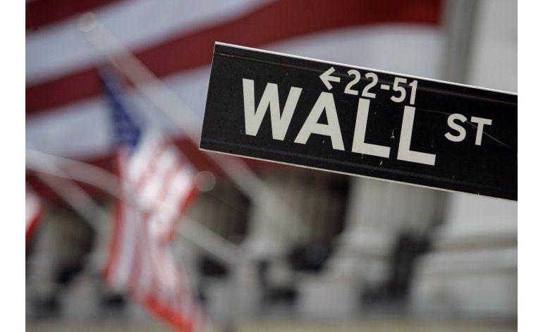 Wall Street cierra con ligera baja