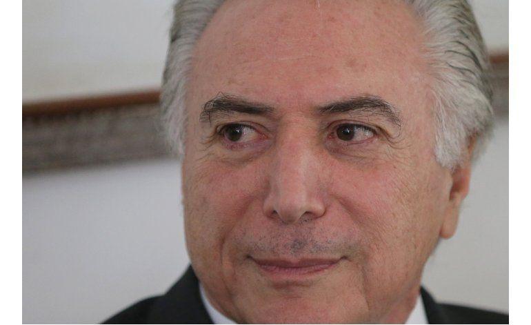 Vicepresidente de Brasil dice que no será candidato en 2018