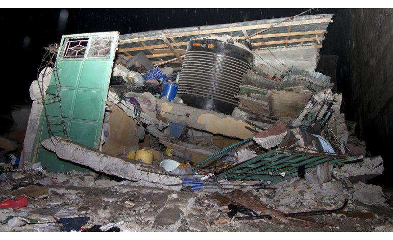 Colapsa edificio de seis pisos en Kenia