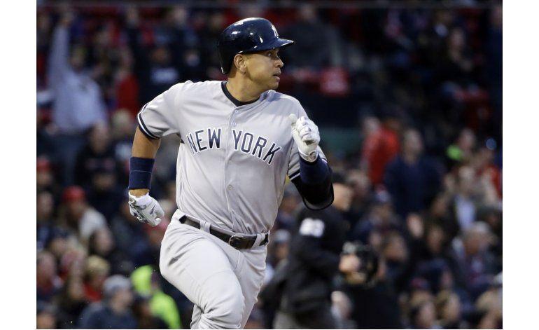 Jonrón de Ortiz sentencia triunfo de Boston ante Yanquis