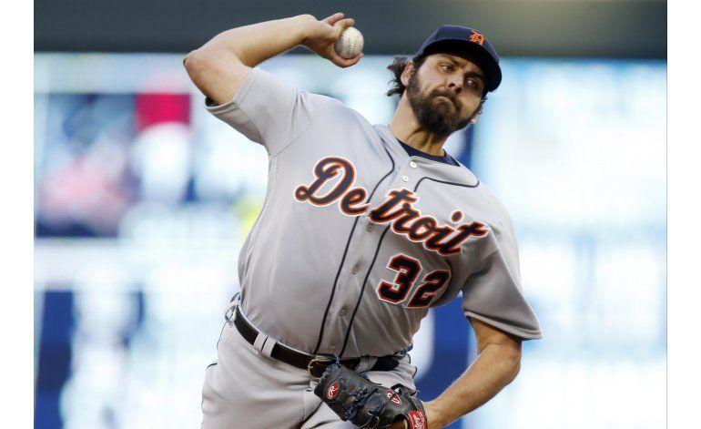 Fulmer gana en debut en MLB y Tigres se imponen a Mellizos