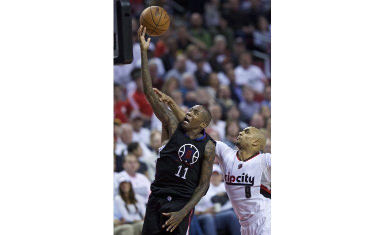 Blazers eliminan a Clippers y ahora enfrentan a Warriors