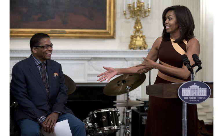 Barack Obama celebra el Día del Jazz en la Casa Blanca