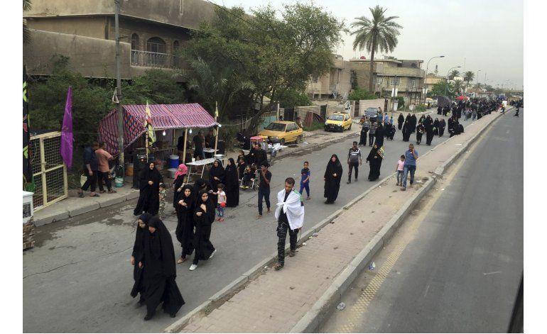 Grupo EI reivindica atentado que con 21 muertos en Bagdad