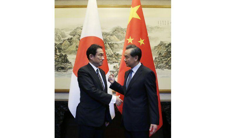 China fija condiciones para mejorar vínculos con Japón