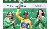 Nairo Quintana conquista el Tour de Romandía
