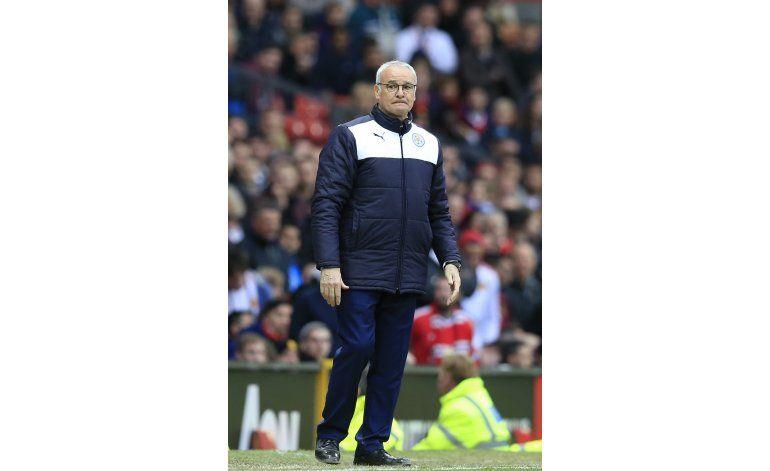 Ranieri podría no enterarse de que su equipo es campeón