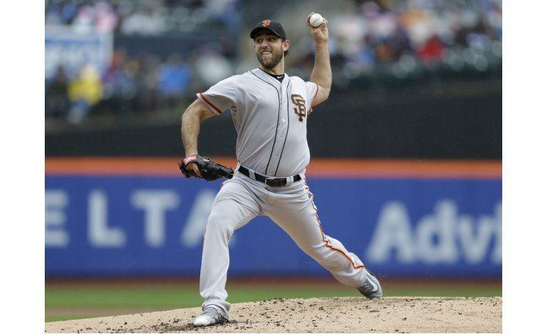 Bumgarner y Gigantes aquietan a los Mets