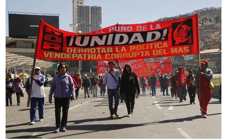 Evo Morales licita millonaria planta petroquímica