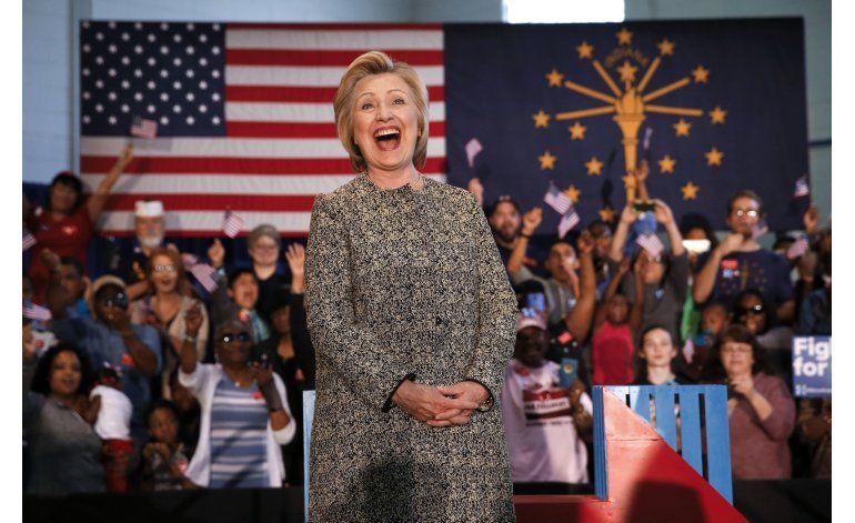Las campañas avanzan por Indiana antes de las primarias