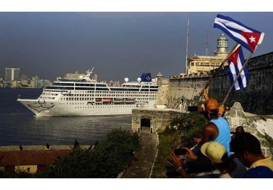 Royal Caribbean y  Norwegian podran operar en Cuba