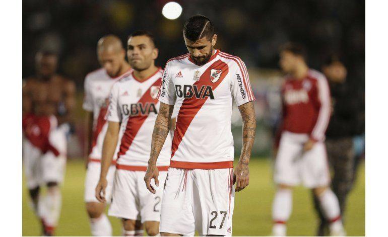 Libertadores: River peligra; Boca y Sao Paulo tranquilos