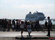 crucero de carnival arriba al puerto de la habana