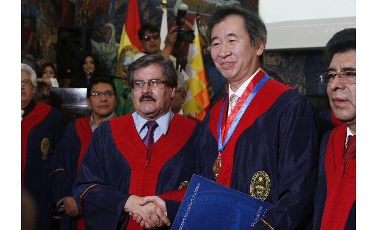 Nobel estudiará rayos cósmicos en los Andes bolivianos