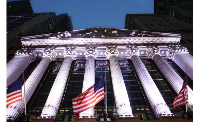Wall Street registra sólidas ganancias
