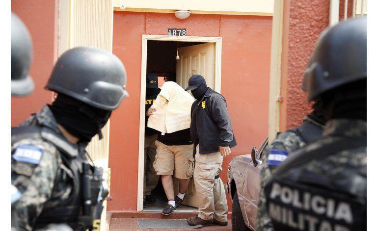 Arrestan a presuntos asesinos de Berta Cáceres