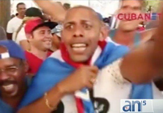 Cuba al Día: Así desfilaron Hasta que se seque el malecón, Enferma