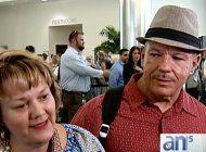 cubanos americanos viajan en el crucero adonia hacia la habana