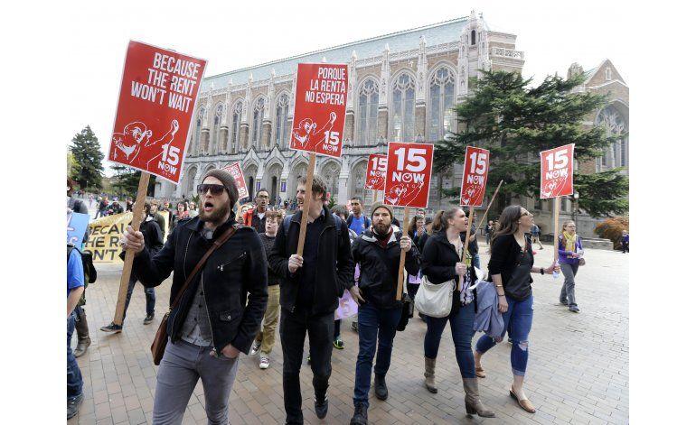 EEUU: Corte Suprema no frenará salario mínimo de 15 dólares