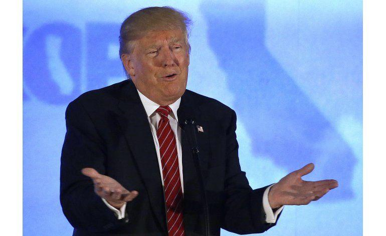 LO ULTIMO: Trump: Ganar Indiana pondría fin a la contienda