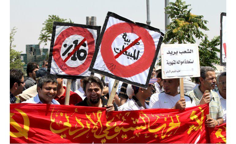 Sondeo: La justicia lidera pago de sobornos en Medio Oriente