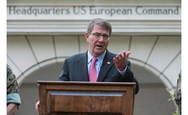 EEUU: Secretario de defensa fustiga agresión rusa en Europa