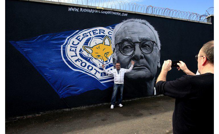 Sin descanso: Leicester se entrena luego de fiesta