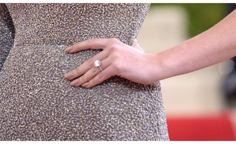 Kate Upton anuncia su compromiso con Justin Verlander