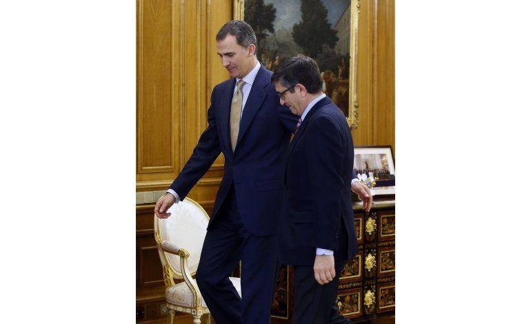 España: el rey convoca a una histórica elección