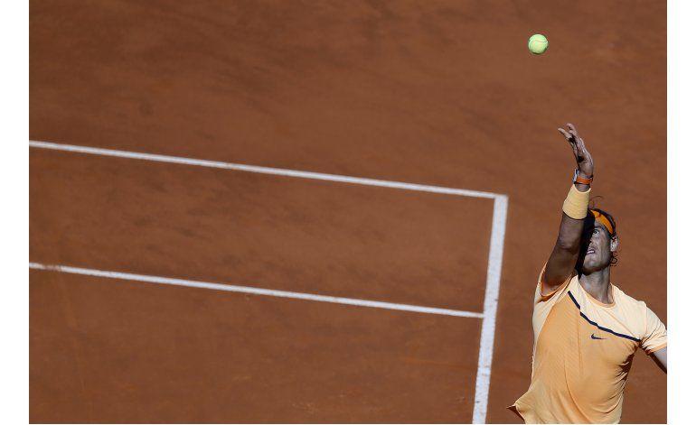 Nadal y Del Potro avanzan en Masters de Madrid