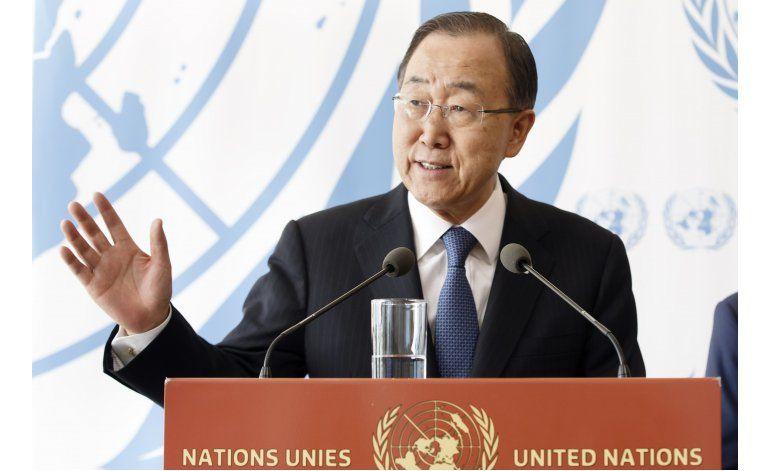 ONU nombra a Espinosa para el combate al cambio climático