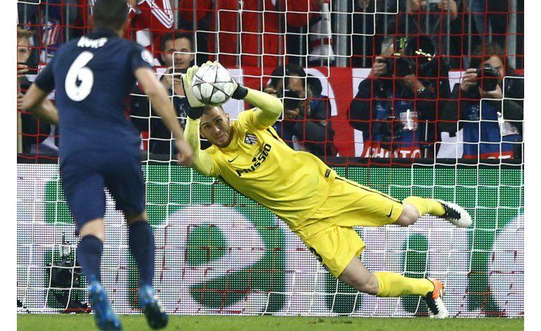Atlético elimina a Bayern y avanza a la final de Champions