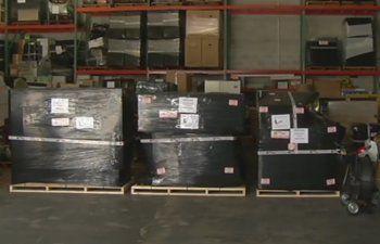 Envían desde Miami primer cargamento de equipos médicos de Oncología a Cuba