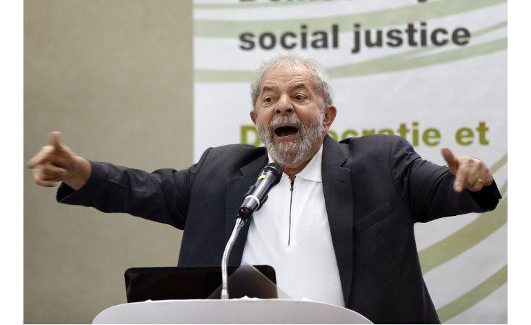 El fiscal general de Brasil quiere investigar a Lula