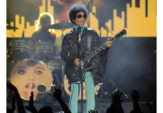 Llamadas al 911 de casa de Prince