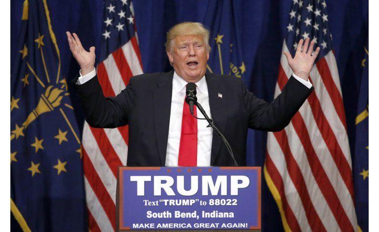 LO ULTIMO: Trump tiene el camino despejado a la nominación