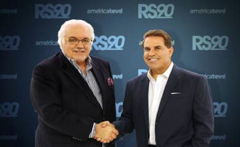 Nuevo lanzamiento de América TeVé Rick Sánchez a 90 millas