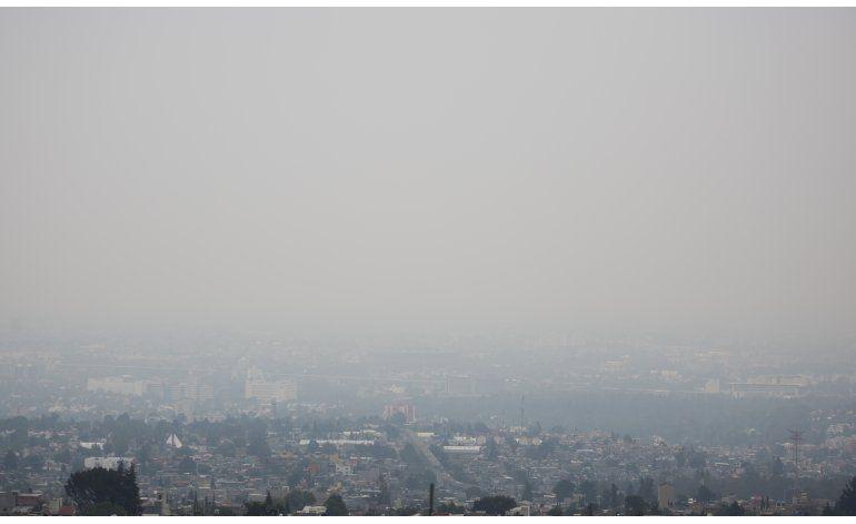 Ciudad de México declara alerta por polución por 2do día