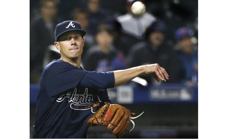 Wisler y Bravos silencian a Mets