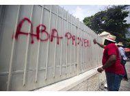 elecciones en haiti: no se ve la luz el final del tunel