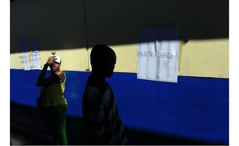 Elecciones en Haití: No se ve la luz el final del túnel